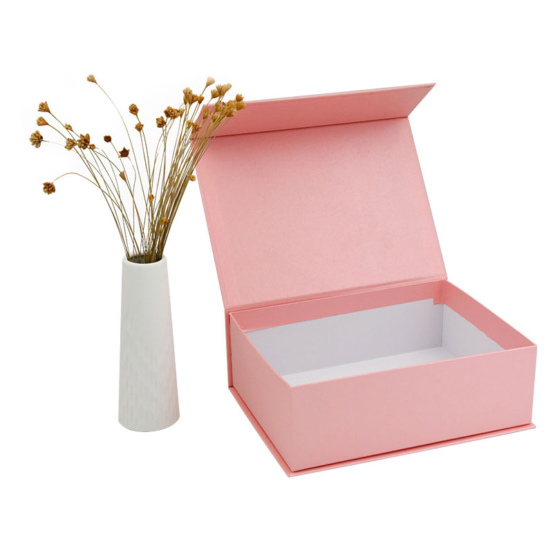 Luxury Custom Rigid Magnetic Paper Packaging Geschenkbox