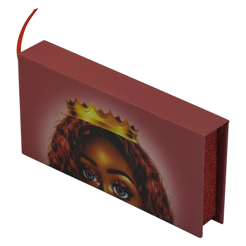 Großhandel Luxury Magnet Packaging Eyelash Box